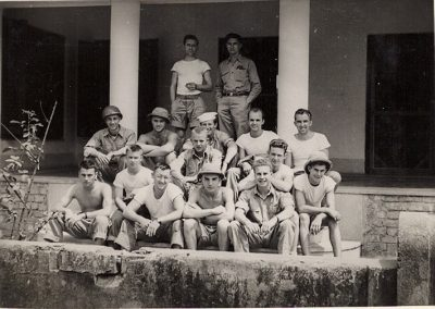 Group in Chungking 1944