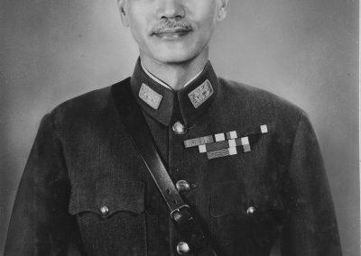 v1-01c, Generalissimo Chian Kai-shek, LR